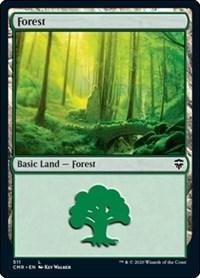 Forest (511), Magic: The Gathering, Commander Legends