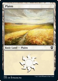 Plains (505), Magic: The Gathering, Commander Legends