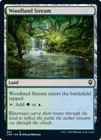 Woodland Stream, Magic: The Gathering, Commander Legends