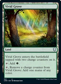 Vivid Grove, Magic: The Gathering, Commander Legends