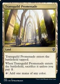 Transguild Promenade, Magic: The Gathering, Commander Legends