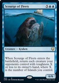 Scourge of Fleets, Magic: The Gathering, Commander Legends