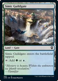 Simic Guildgate, Magic: The Gathering, Commander Legends