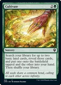 Cultivate, Magic: The Gathering, Commander Legends