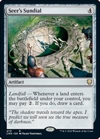 Seer's Sundial, Magic: The Gathering, Commander Legends