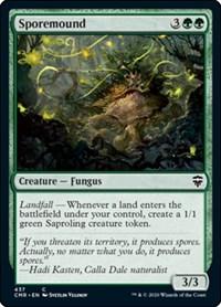 Sporemound, Magic: The Gathering, Commander Legends