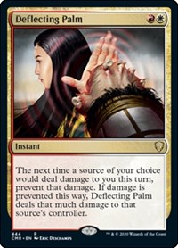 Deflecting Palm, Magic: The Gathering, Commander Legends