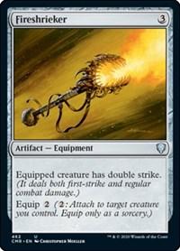Fireshrieker, Magic: The Gathering, Commander Legends