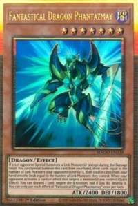 Fantastical Dragon Phantazmay (Alternate Art), YuGiOh, Maximum Gold