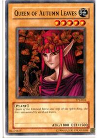 Queen of Autumn Leaves, YuGiOh, Tournament Pack 2