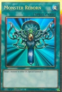 Monster Reborn, YuGiOh, Maximum Gold