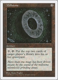 Millstone, Magic, Fifth Edition