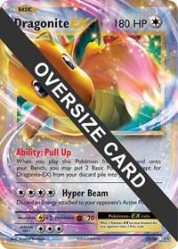 Dragonite EX - 72/108, Pokemon, Jumbo Cards