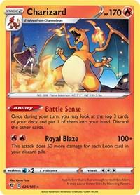 Charizard - 25/185 (Cracked Ice Holo), Pokemon, Deck Exclusives