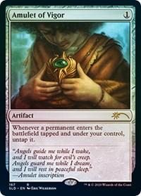 Amulet of Vigor, Magic: The Gathering, Secret Lair Drop Series