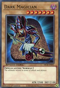 Dark Magician, YuGiOh, Speed Duel: Battle City Box