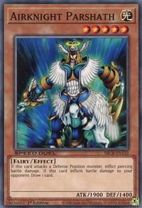 Airknight Parshath, YuGiOh, Speed Duel: Battle City Box