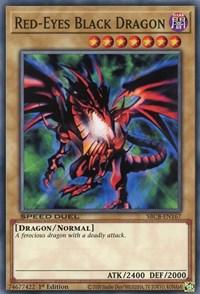 Red-Eyes Black Dragon, YuGiOh, Speed Duel: Battle City Box