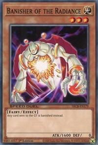 Banisher of the Radiance, YuGiOh, Speed Duel: Battle City Box