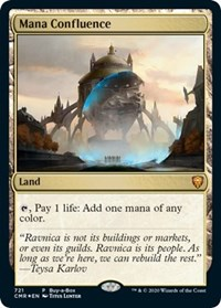Mana Confluence, Magic: The Gathering, Buy-A-Box Promos