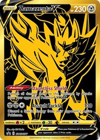 Zamazenta V - SWSH077, Pokemon, SWSH: Sword & Shield Promo Cards