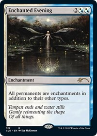 Enchanted Evening, Magic: The Gathering, Secret Lair Drop Series