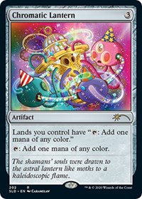 Chromatic Lantern, Magic: The Gathering, Secret Lair Drop Series