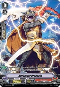 Harbinger Dracokid (SP), Cardfight Vanguard, Divine Lightning Radiance
