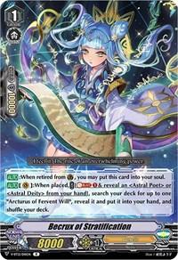Becrux of Stratification, Cardfight Vanguard, Divine Lightning Radiance