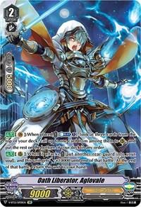 Oath Liberator, Aglovale (SP), Cardfight Vanguard, Divine Lightning Radiance