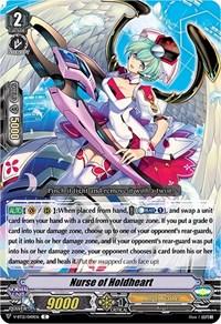 Nurse of Holdheart, Cardfight Vanguard, Divine Lightning Radiance