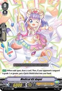 Medical Kit Angel, Cardfight Vanguard, Divine Lightning Radiance