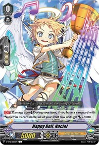 Vanguard Cards Critical Hit Angel V-EB13 x4 Astral Force