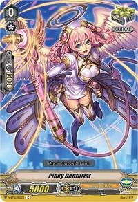 Pinky Denturist, Cardfight Vanguard, Divine Lightning Radiance