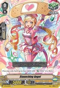 Staunching Angel, Cardfight Vanguard, Divine Lightning Radiance