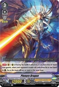 Plenary Dragon, Cardfight Vanguard, Divine Lightning Radiance