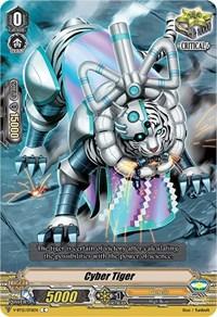 Cyber Tiger, Cardfight Vanguard, Divine Lightning Radiance