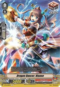 Dragon Dancer, Vianne, Cardfight Vanguard, Divine Lightning Radiance