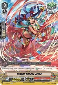 Dragon Dancer, Jirina, Cardfight Vanguard, Divine Lightning Radiance