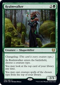 Realmwalker, Magic: The Gathering, Kaldheim