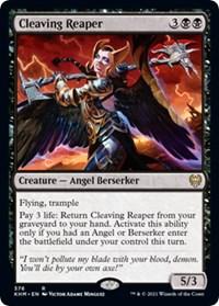 Cleaving Reaper, Magic: The Gathering, Kaldheim