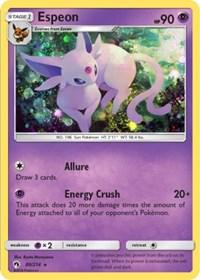 Espeon - 89/214 (Cosmos Holo), Pokemon, Blister Exclusives