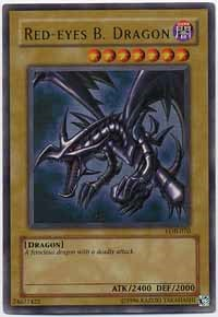 Red-Eyes B. Dragon, YuGiOh, Starter Deck: Joey