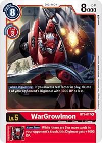 NM Digimon TCG Singles Rare BT1-023 SkullGreymon x1
