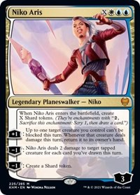 Niko Aris, Magic: The Gathering, Kaldheim
