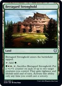 Bretagard Stronghold, Magic: The Gathering, Kaldheim
