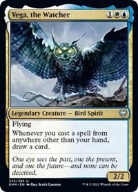 Vega, the Watcher, Magic: The Gathering, Kaldheim