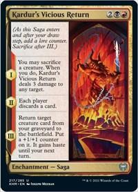 Kardur's Vicious Return