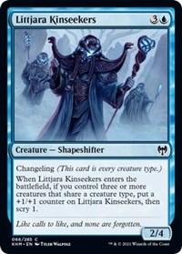 Littjara Kinseekers, Magic: The Gathering, Kaldheim