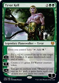 Tyvar Kell, Magic: The Gathering, Kaldheim